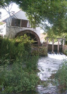 Le moulin d'Enquin