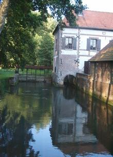 Le moulin d'Estrée
